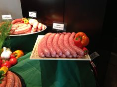 Fresh Italian sausage