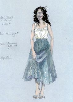 Translations (Maire). Milwaukee Repertory Theatre. Costume design by Ann Healy.