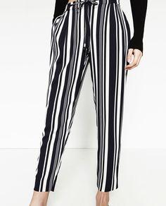 Bottoms Lundunshijia 2018 New Winter Women Gold Velvet Vertical Striped Harem Pants Casual Wide Leg Pants Ladies Trousers Sweatpants