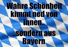"""""""Koana is perfekt – aber ois Bayer is ma verdammt nah dro!"""" Die Facebookseite """"I red boarisch und des is a guad so"""" ist einfach nur großartig. Danke!"""