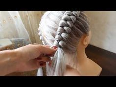 10 Sensible Cool Tips: Women Hairstyles Red Short Hair wedding hairstyles bun.Double Bun Hairstyles feathered hairstyles step by step.Girls Hairstyles With Curls. Feathered Hairstyles, Latest Hairstyles, Easy Hairstyles, Fashion Hairstyles, Hairstyles 2018, Updos Hairstyle, Wedding Hairstyles, Beautiful Hairstyles, Fringe Hairstyles