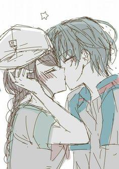 Ryosaku kiss