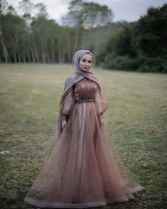 Long sleeve party dresses with hijab hijab wedding dresses, hijab p Muslim Prom Dress, Hijab Prom Dress, Hijab Gown, Hijab Evening Dress, Hijab Wedding Dresses, Dress Outfits, Evening Skirts, Dresses For Hijab, Muslim Gown