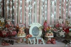 Twinkle Twinkle Little Star Themed Baby Celebration by Sweet Event Styling by Thanh