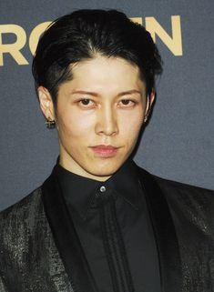 Miyavi at Unbroken premiere