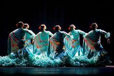 El Ballet Flamenco de Andalucía trae su 'Metáfora'   Festival de la Guitarra de Córdoba (Spain)
