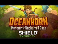 Oceanhorn running on Nvidia Android TV (Sample Gameplay)