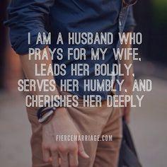 I am a husband..