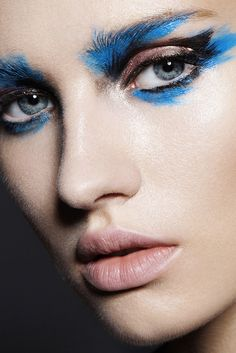 Liza by Filippo Thiella blue