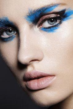 Liza by Filippo Thiella blue