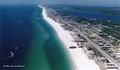 Orange Beach, Alabama - my next vacation, I am currently obsessed with it and must start saving!