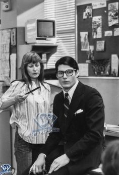 Superman: The Richard Donner Years Gallery — Behind-the-Scenes | CapedWonder Superman Imagery. Christopher Reeve Superman Photos, Images, Movies, Videos and More!