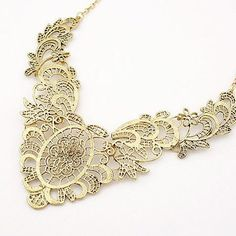Fashion Necklaces & Pendants for Women Vintage Choker Collier Femme Statement Maxi Colares Jewelry Bijoux Koyle