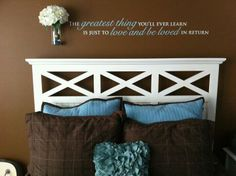 Loving the colors!! Uppercase Living