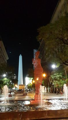 Obelisco...Buenos Aires...la ciudad de la Furia