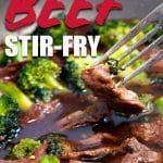 Teriyaki Beef Stir Fry-- The Best Beef and Broccoli Done in 20 minutes! Fried Broccoli, Broccoli Stir Fry, Broccoli Beef, Terriyaki Beef, Teriyaki Beef Stir Fry, Quick Stir Fry, Fried Beef, Homemade Teriyaki Sauce, Asian Recipes