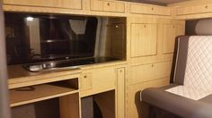 VanBoo- Bamboo plywood cabinets - VW T4 Forum - VW T5 Forum