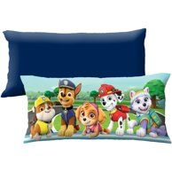 Nickelodeon Nickelodeon's Paw Patrol Puppy Pals' Body Pillow, 20 x 48 Pillow Headboard, Bolster Pillow, Cuddle Pillow, Plush Pillow, Pillow Drawing, Wedge Pillow, Rv Trailers, Soft Dolls, Marvel Characters