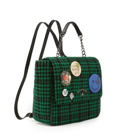 Avon 7098 Bag Green | Vivienne Westwood