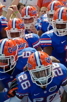 Football Season!  Go Gators!