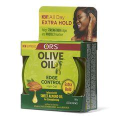 Olive Oil Edge Control, Best Edge Control, Laid Edges, Hair Supplies, Sally Beauty, Braids For Black Hair, Hair Gel, Natural Hair Styles, Hair Products