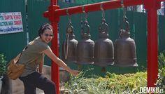 Campanas Wat Arun