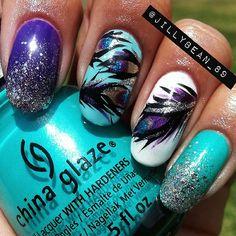Instagram photo by  jillybean_89  #nail #nails #nailart