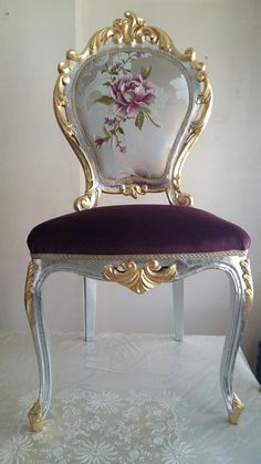 Small Armchair For Bedroom Info: 4 Victorian Furniture, Funky Furniture, French Furniture, Classic Furniture, Paint Furniture, Repurposed Furniture, Unique Furniture, Shabby Chic Furniture, Luxury Furniture