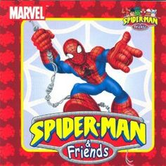 Spider-Man and Friends CD