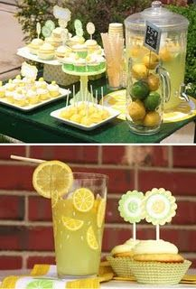 Include some treats for #A20 #NationalLemonadeDay!