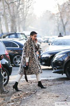 Milan Men Fashion Week / Fall-Winter 2018   THESTREETPIE