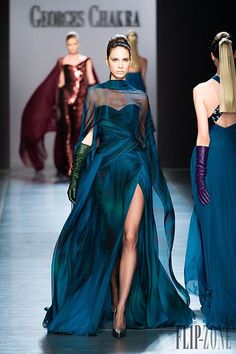 Georges Chakra Fall-Winter 2014-2015 - Haute couture