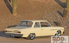 1964 rambler american | 1964 Rambler American Passenger Side