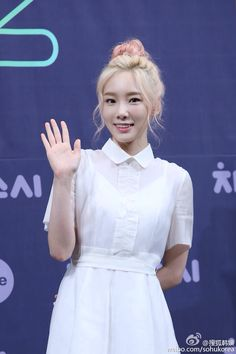 Girls' Generation Taeyeon - Onstyle 'Channel SNSD' Press Conference (150721)