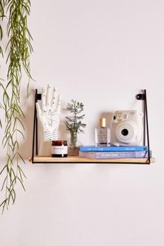 Enhance your home with Urban Outfitters range of furniture. Choose from tables and chairs to bed frames, dressers and sofas to equip every room with style. Bed Shelves, Shelves In Bedroom, Storage Shelves, Home Bedroom Design, Diy Bedroom Decor, Bedroom Ideas, Bedroom Inspo, Urban Outfitters, Interior Exterior