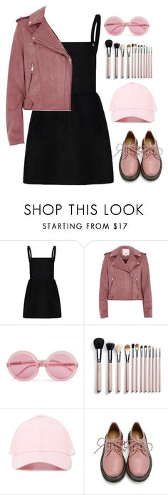 """""""Pink Time"""" by mode-222 ❤ liked on Polyvore featuring River Island, Wildfox, F.A.M.T. and Retrò"""