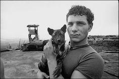 David Burnett. 23rd Infantry G.I. near Chu Lai in Quang Nam provance, November 1971