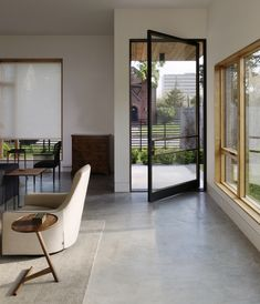 Exterior pivot doors are a perfect way to make a grand entry for any residence or building. Pivot doors can be made fully weatherproof. Home Decor Styles, Home Decor Accessories, Interior Styling, Interior Decorating, Pivot Doors, Timber House, Contemporary Home Decor, Contemporary Apartment, Modern Interior