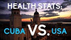 Understand Cuban healthcare by the numbers and how it compares to the United States.