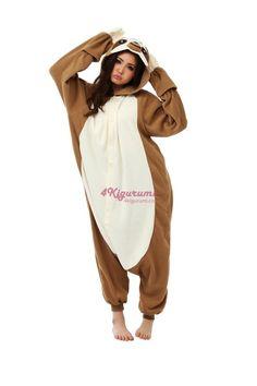 0815c99e3c Sloth Kigurumi Ice Age Sid Costumes