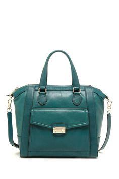 Cole Haan Zoe Structured Satchel  SatchelBags #Handbags