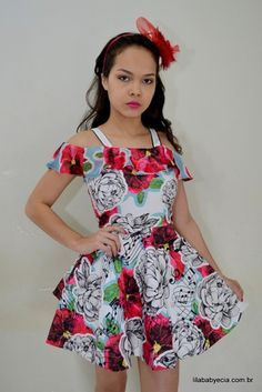 Vestido Infantil Miss Cake Moda Infanto Juvenil 510250 Vestidos Fashion, Slg, Girls Dresses, Summer Dresses, Little Princess, Kids And Parenting, Baby Dress, Fancy, How To Wear