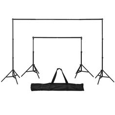 6x10 ft Portable Photography Background Backdrop Stand Kit