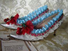 Marie Antoinette Heels