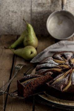 Birnen-Vanille-Schokoladenkuchen | KLITZEKLEIN