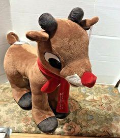 Christmas Big Kid 13-1 Light Up Santa Hat Peanuts Snoopy Plush Bedroom Slippers