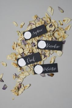 Place Cards, Place Card Holders, Cards, Wedding