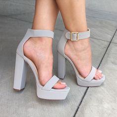 #shoes #gris