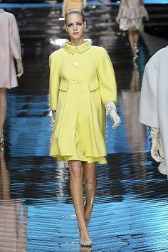 Valentino Spring 2008 Couture Fashion Show - Erin Heatherton