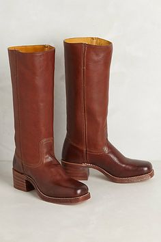 Bergen Boots #anthropologie  i am a fan of these becuase they are classics and i throw on with everything for everyday wear....